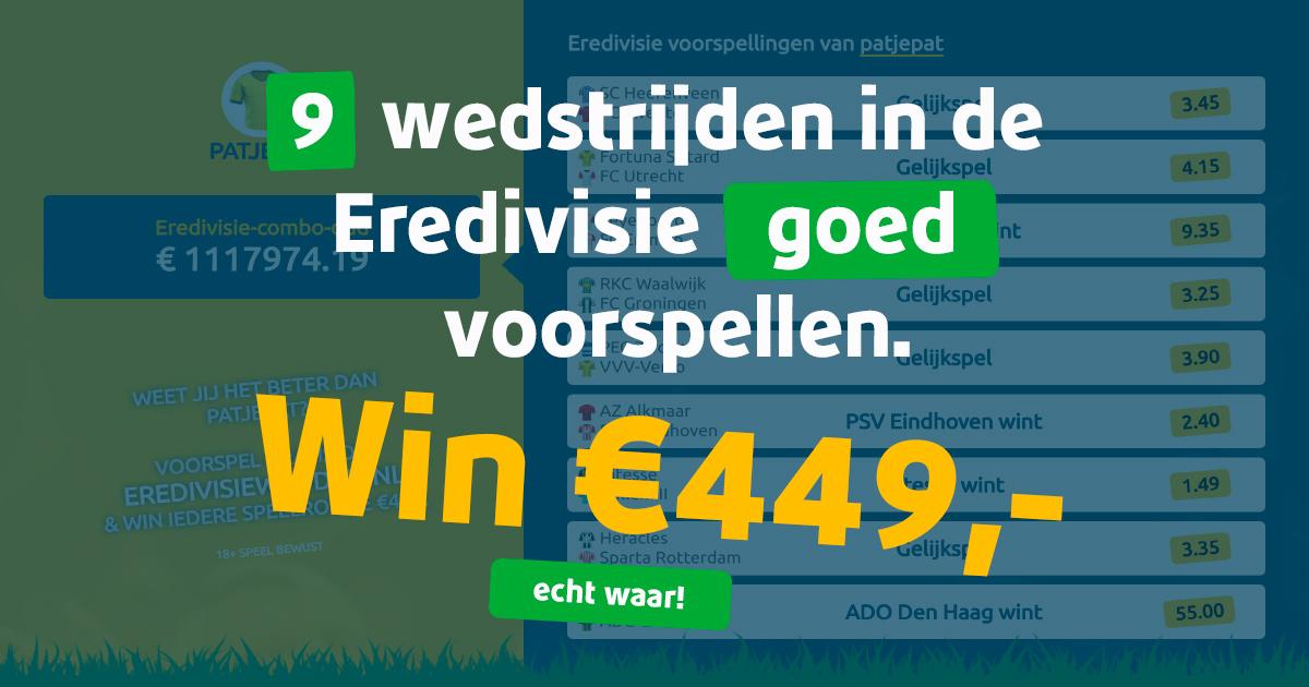 (c) Eredivisiewedden.nl