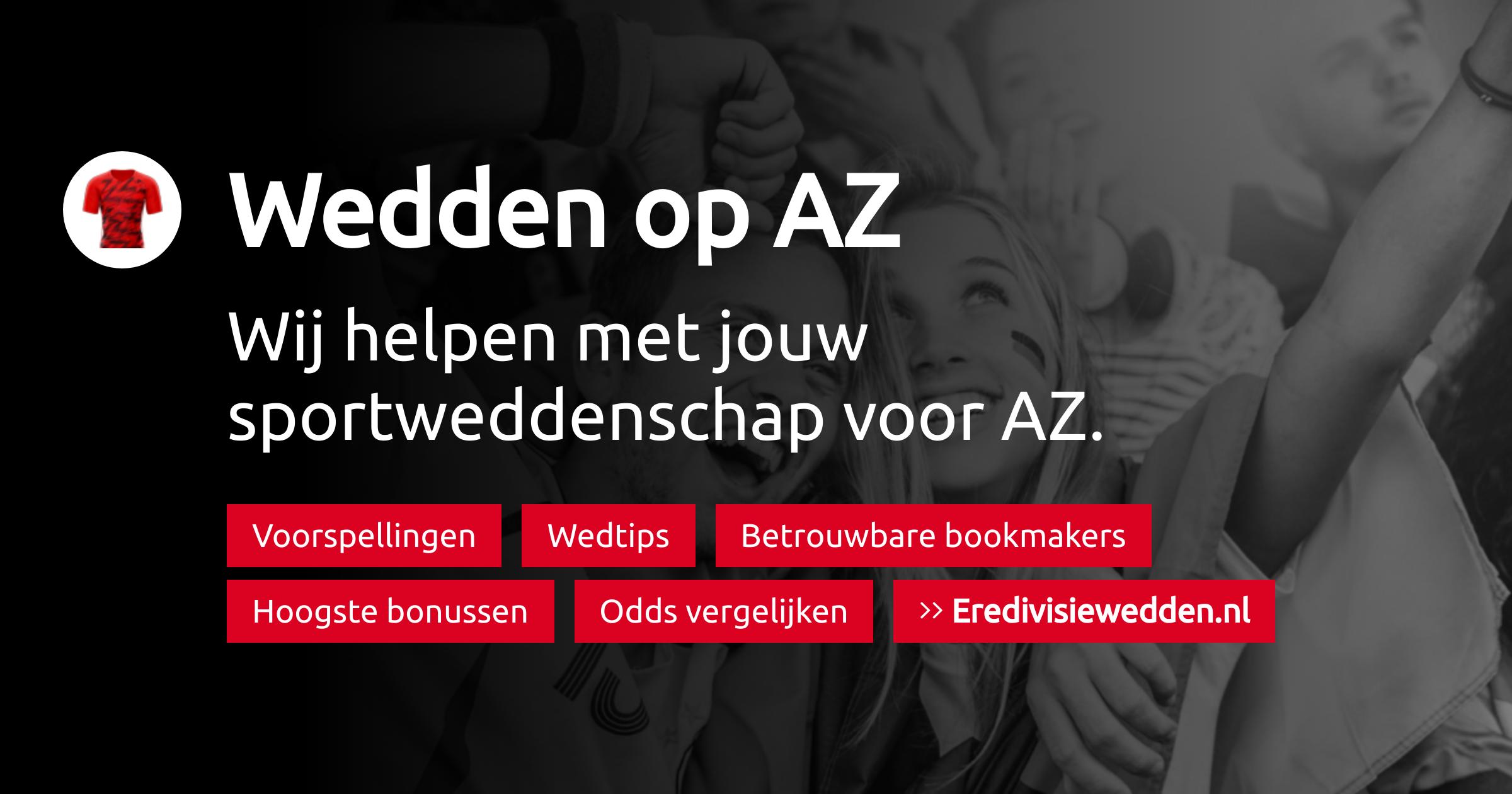 AZ Alkmaar voorspellingen, promoties en bookmakers