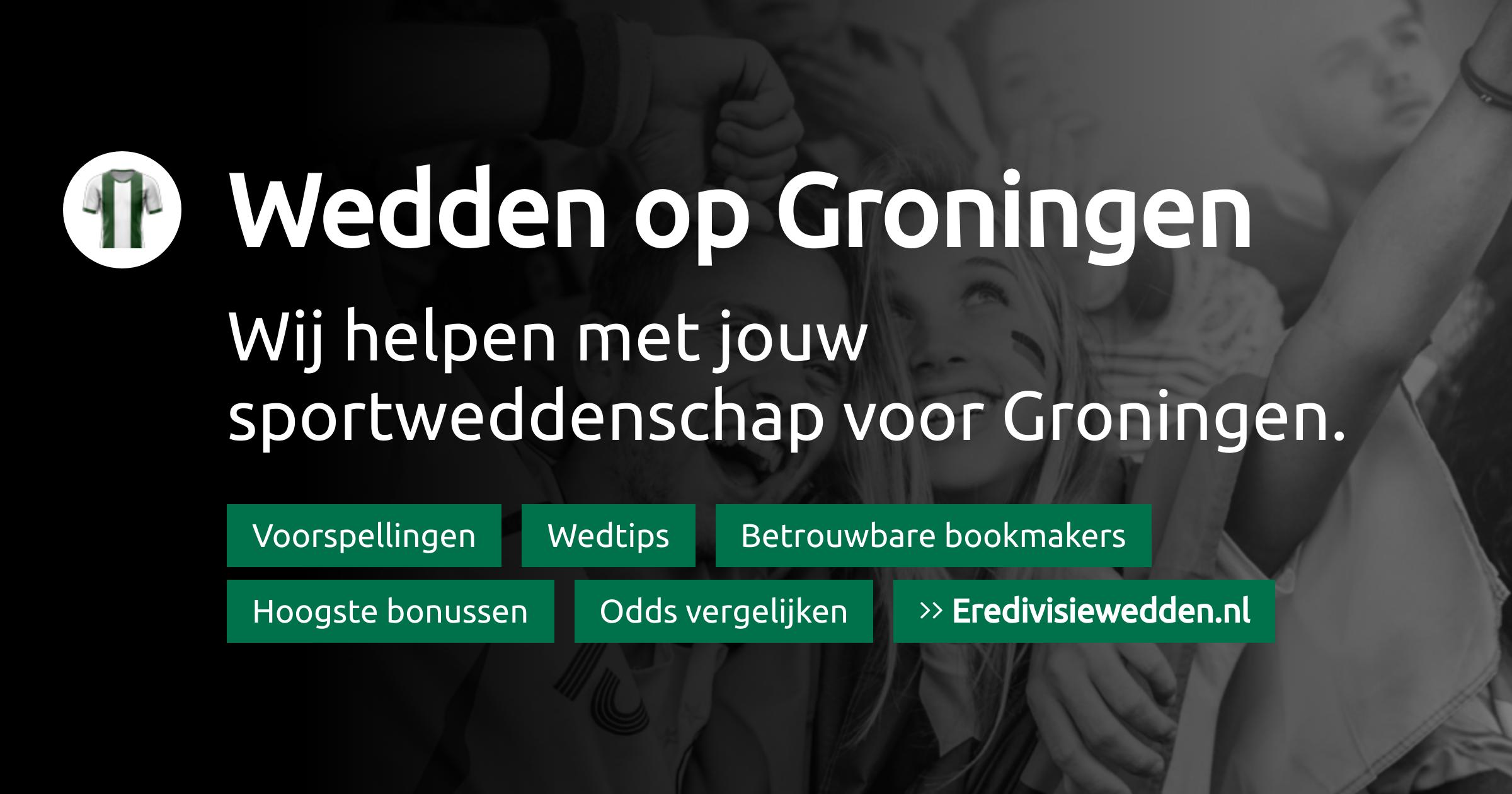 FC Groningen voorspellingen, promoties en bookmakers